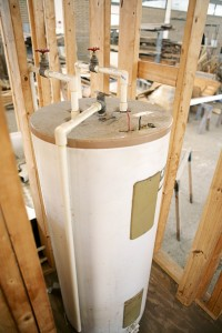 Traditional Water Heater